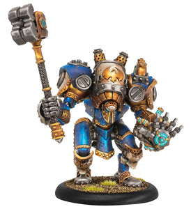 Warmachine Cygnar: Brickhouse Heavy Warjack