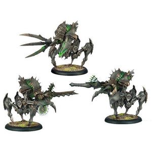 Warmachine Cryx: Desecrator/ Harrower/ Leviathan Helljack