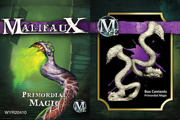 Malifaux Neverborn: Primordial Magic