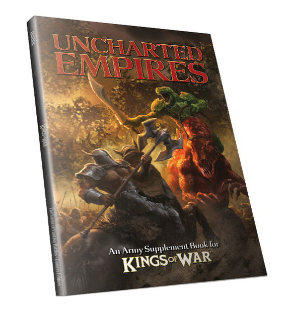 Kings of War Expansion: Uncharted Empires