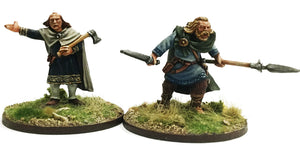 SAGA Anglo - Viking Hero - Gunnar Hamundarson (inc Rules Card)
