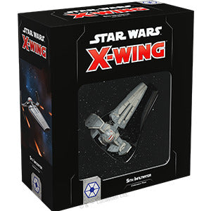 Star Wars: X-Wing - Sith Infiltrator