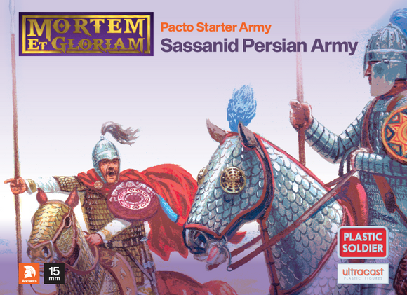 Plastic Soldier Company: Mortem et Gloriam Sassanid Persian Pacto Starter Army