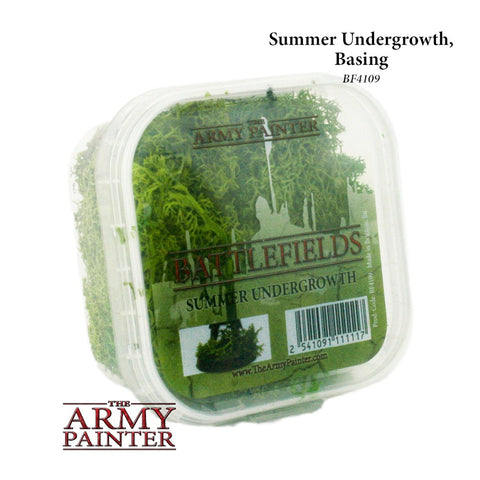 Army Painter Battlefields Basing - Summer Undergrowth