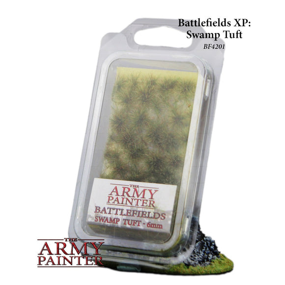 Army Painter Battlefields Basing - Swamp Tufts