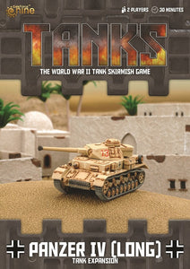 TANKS Panzer IV 7.5cm (Long) Tank Expansion