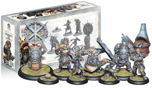 Guild Ball: The Blacksmith's Guild - Forged From Steel