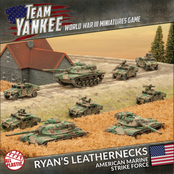 Team Yankee: Ryan's Leathernecks (Plastic Army Deal)