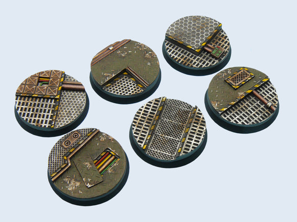 Micro Arts: Tech Bases, Round 40mm (2)