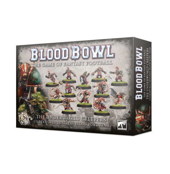 Blood Bowl: The Underworld Creepers – Underworld Denizens Blood Bowl Team