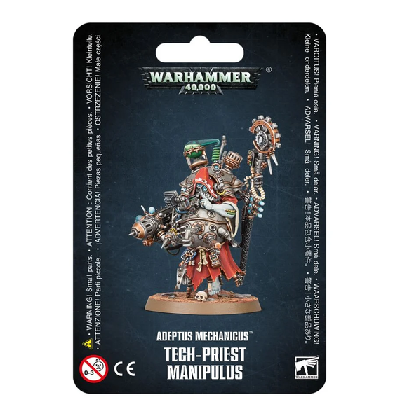 Warhammer 40K: Tech-Priest Manipulus