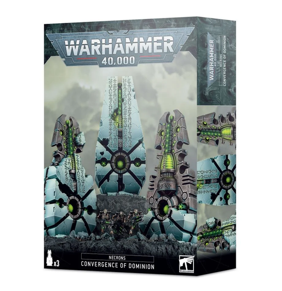 Warhammer 40K: Necrons Convergence of Dominion