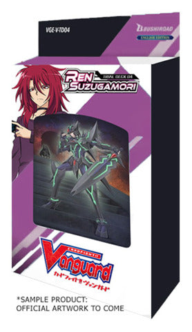 CARDFIGHT!! VANGUARD: TRIAL DECK V4 - REN SUZUGAMORI