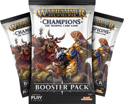 Warhammer Age of Sigmar: Champions Booster Pack