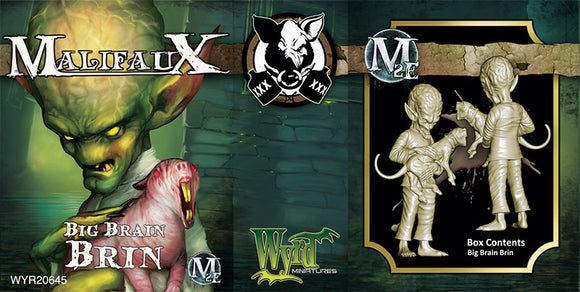 Malifaux Gremlins: Big Brain