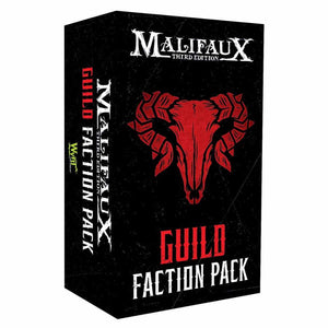 Malifaux 3E: Guild Faction Pack