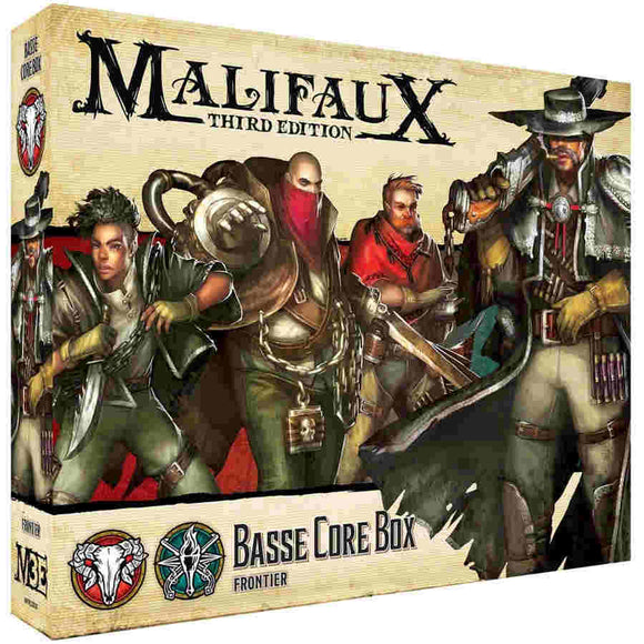 Malifaux 3E: Basse Core Box