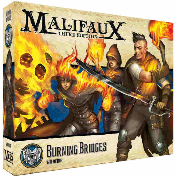 Malifaux 3E: Burning Bridges
