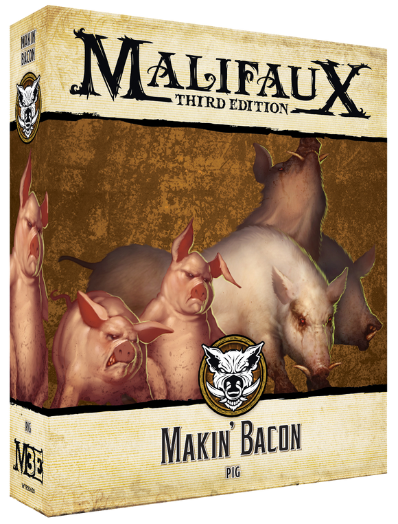 Malifaux 3E Bayou: Makin' Bacon