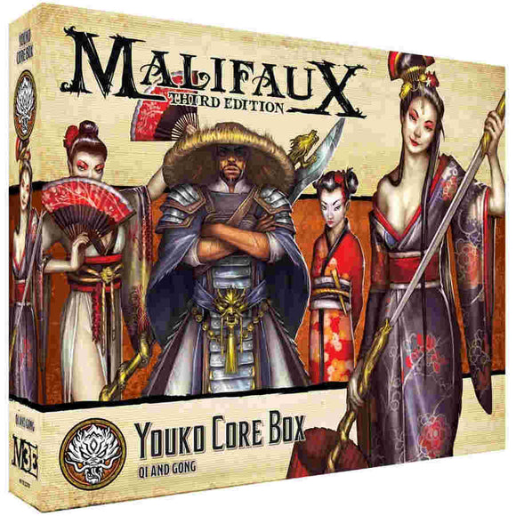 Malifaux 3E: Youko Core Box