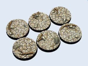 Micro Arts: Wasteland Bases, Round 40mm (2)