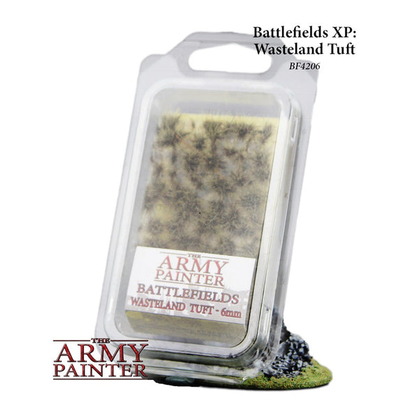 Army Painter Battlefields Basing - Wasteland Tufts