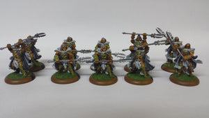 Circle Orboros: Wolves of Orboros Unit (unit of 10) (Classic, Painted)