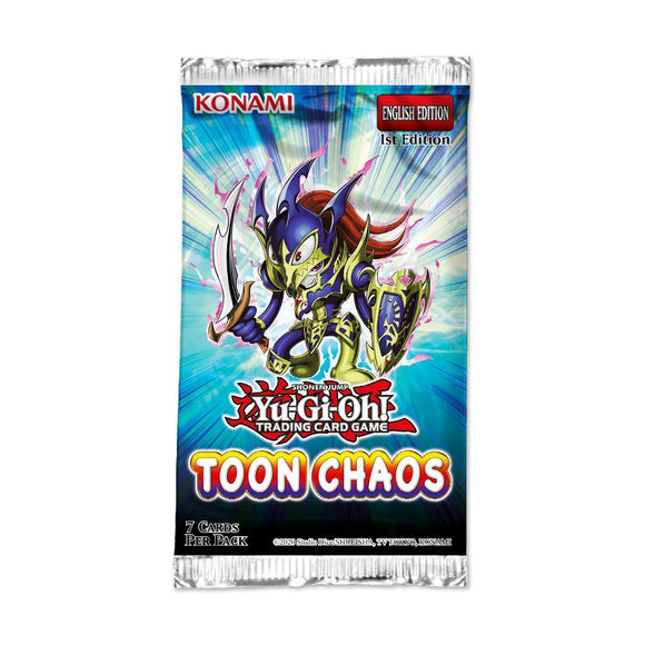 YGO Toon Chaos (Unlimited Edition)