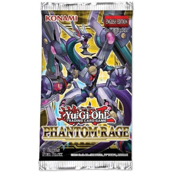 YGO Phantom Rage Booster