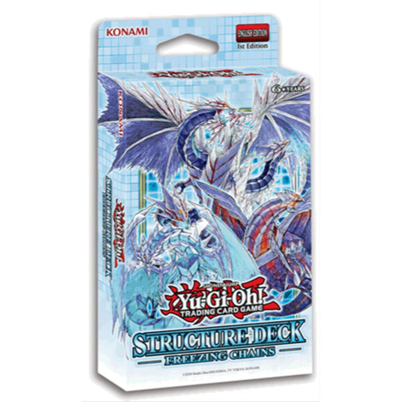 YGO Structure Deck: Freezing Chains