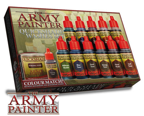 Army Painter - Warpaint Washes Set