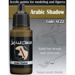 Scale75 - Scale Colour Arabic Shadow