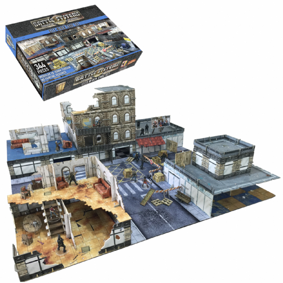 Battle Systems: City Block Core Set