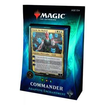 MTG: Commander 2018 Deck - Adaptive Enchantment