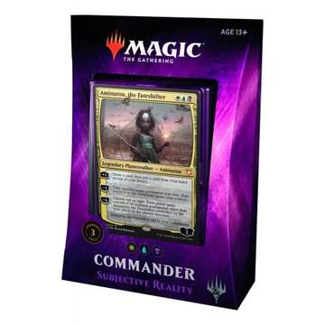 MTG: Commander 2018 Deck - Subjective Reality