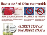Army Painter Anti Shine Matt Varnish