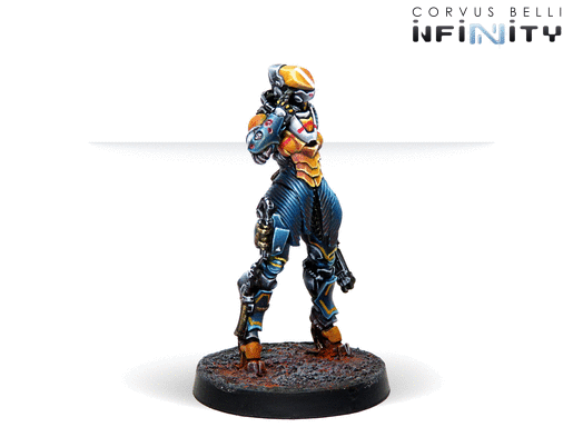 Yu Jing: Daoying Operative control unit (Hacker)