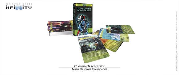 Infinity: Classified Deck ITS10