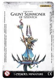 Warhammer 40K: Gaunt Summoner on Disc