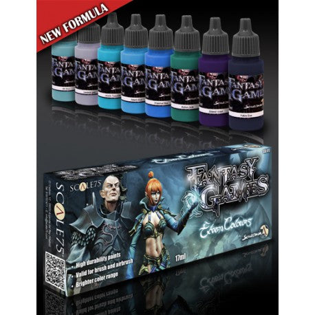 Scale75 - Elven Colours paint set