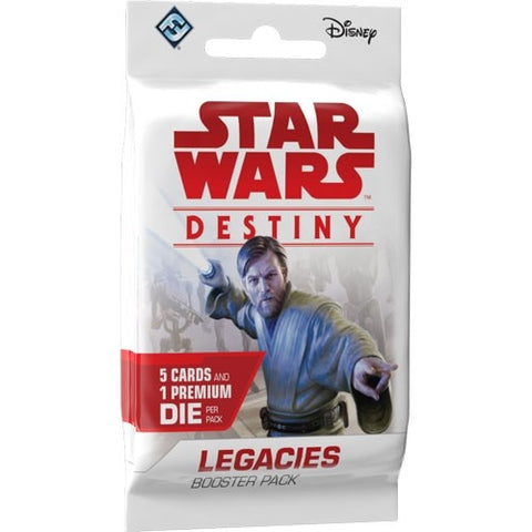 Star Wars Destiny: Legacies - Booster Pack