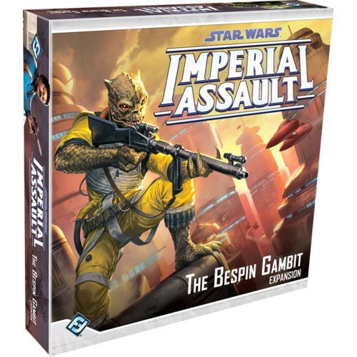 Star Wars: Imperial Assault - The Bespin Gambit Expansion