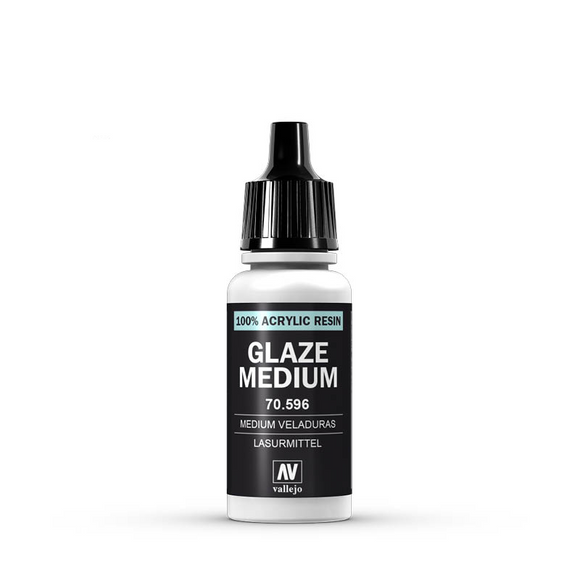 Vallejo 17ml Glaze Medium