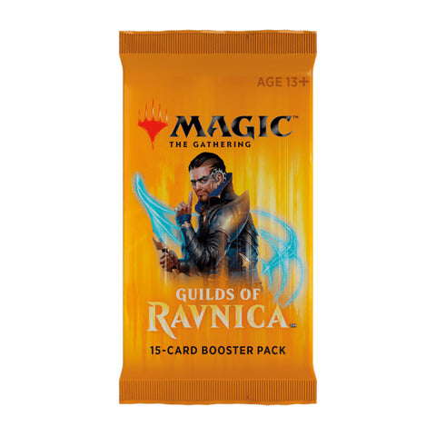 Magic The Gathering: Guilds of Ravnica Booster