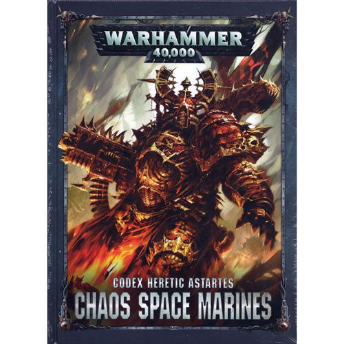 Warhammer 40K: Codex - Chaos Space Marines
