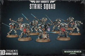 Warhammer 40K: Grey Knights Strike Squad