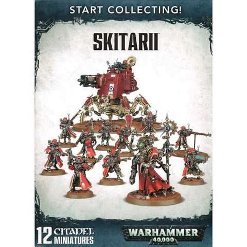 Warhammer 40K: Start Collecting! Skitarii