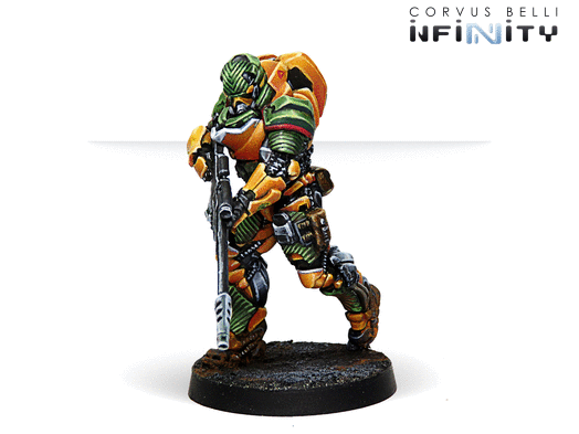Yu Jing: Hâidào Special Support Group (MULTI Sniper Rifle)