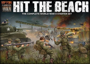 "FoW: ""Hit The Beach"" Army Set"