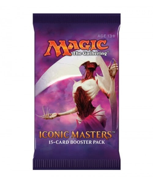 MTG: Iconic Masters - Booster Pack